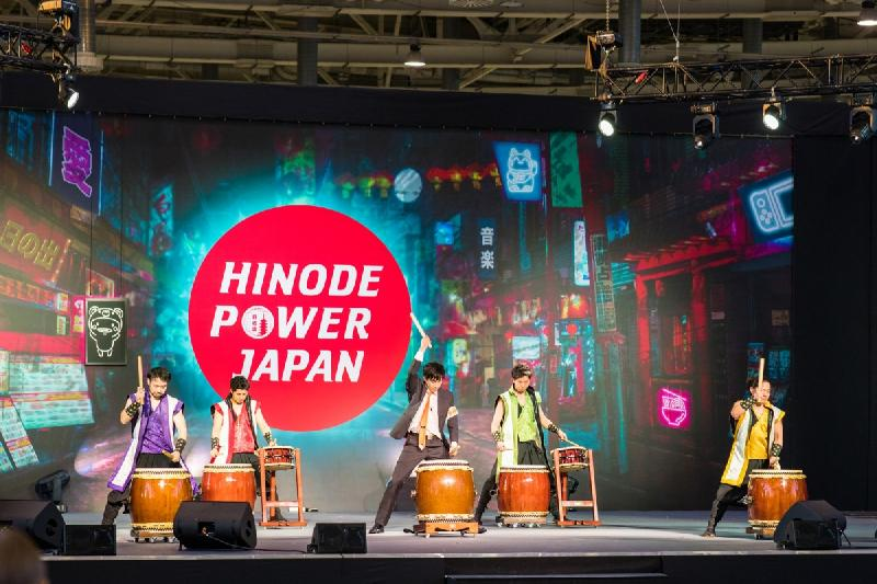 Фестиваль «Hinode Power Japan» 2020